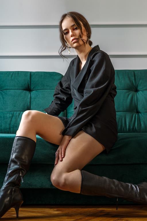 Fot: Rafał Klich Style: Gabriela Rusin